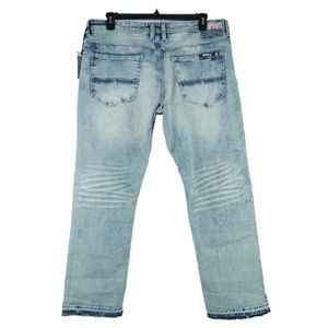Buffalo David Bitton Evan-X Slim Fit Stretch Jeans